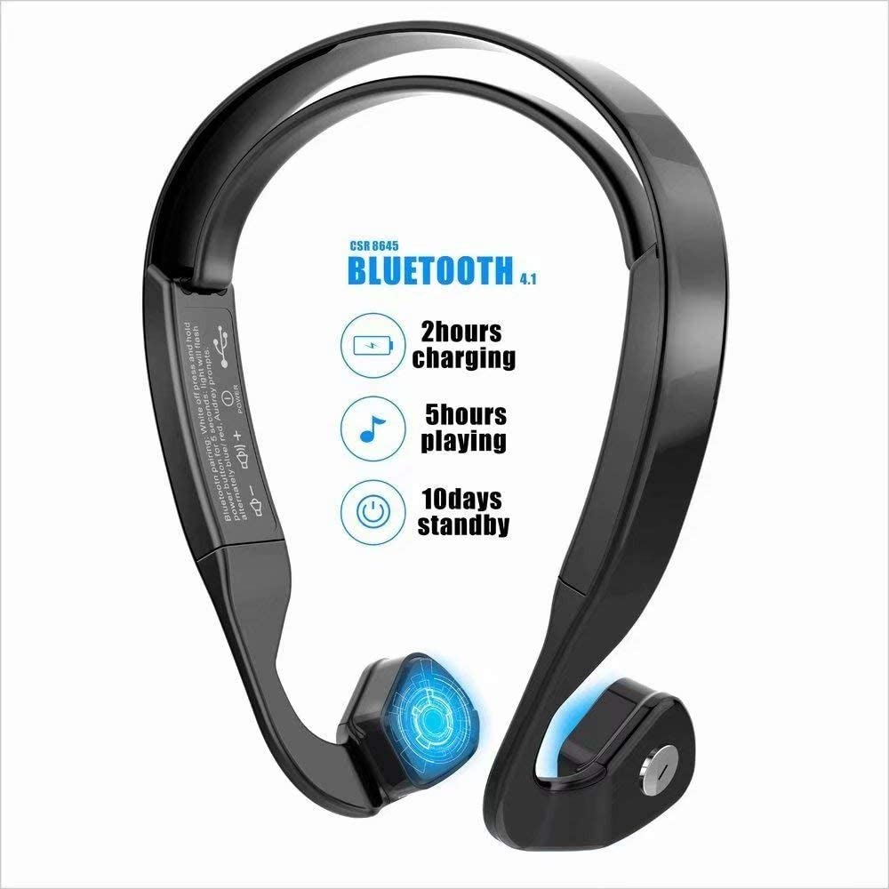 Oannao Bluetooth Bone Conduction Headphones Battery
