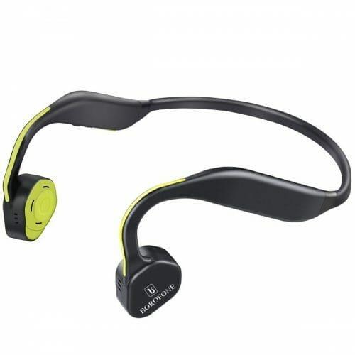 Borofone Titanium Wireless Open Ear Bluetooth Bone Conduction Headphones