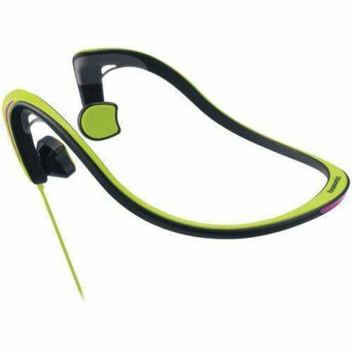 Panasonic RP-HGS10-G Open-Ear Bone Conduction Headphones