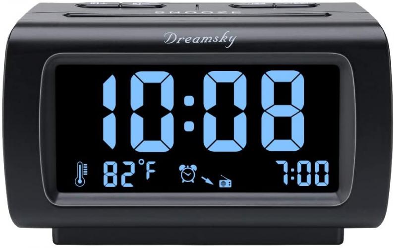DreamSky Alarm Clock Radio FM