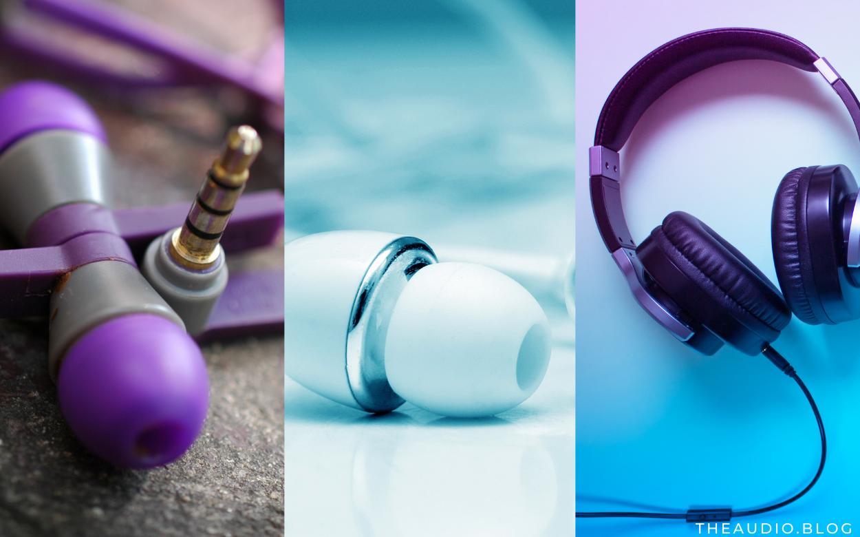 In-Ear Monitors vs Earbuds vs Headphones