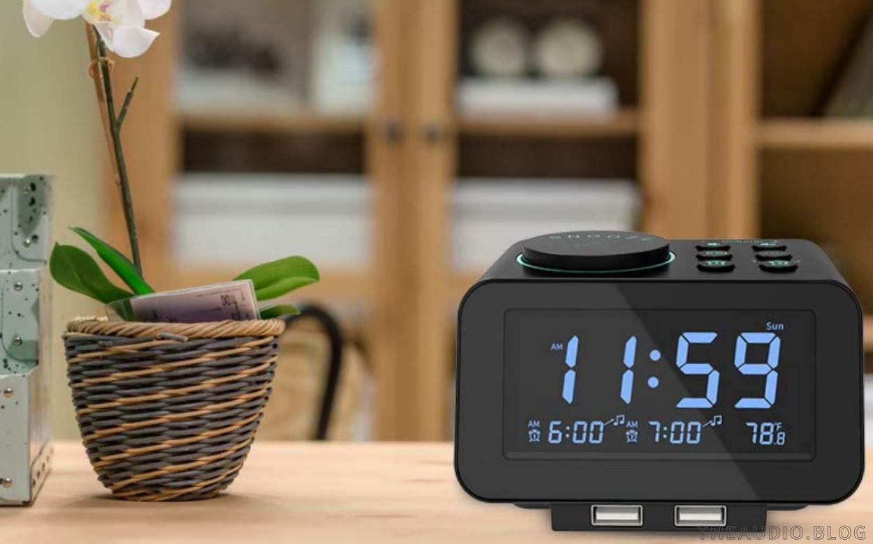 The Best Alarm Clocks With a Radio