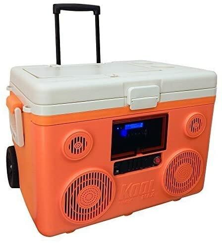 TUNES2GO CA-E065O KoolMAX Bluetooth Speaker