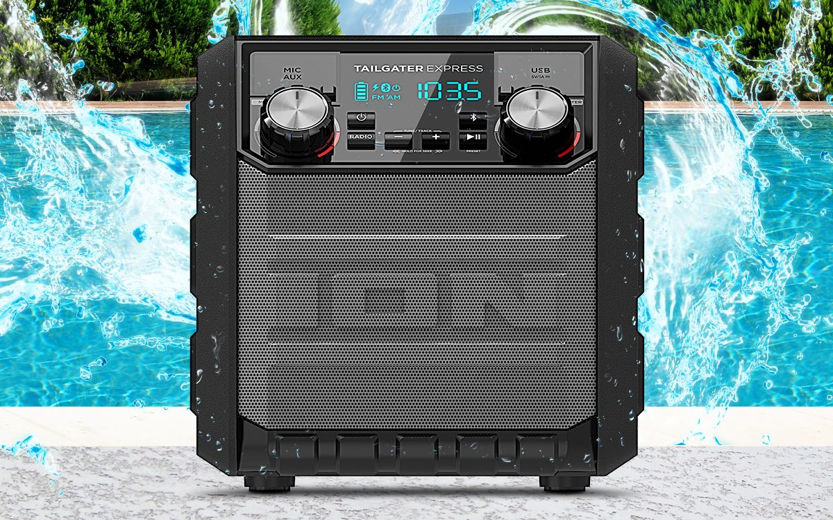ION Audio Tailgater Express Review