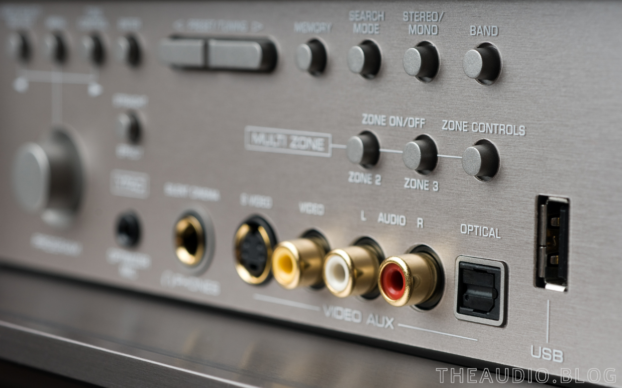 What is an Audio Receiver